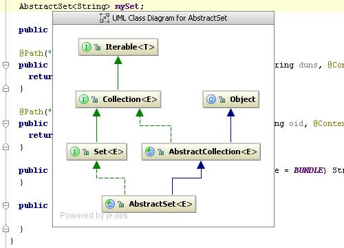 Quick class hierarchy view using uml intellij idea blog this ccuart Gallery