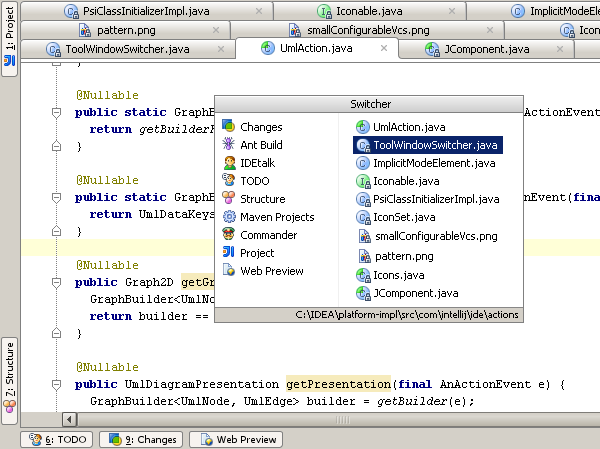 JetBrains IntelliJ IDEA 8.0 for Mac