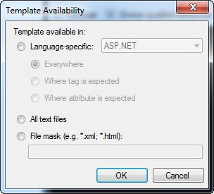 Templates Galore: Live Templates - .NET Tools Blog.NET Tools Blog