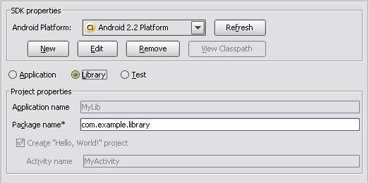 Android Library Projects Support | IntelliJ IDEA Blog