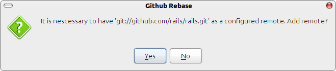 Advanced GitHub Integration: Rebase My GitHub Fork