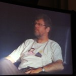 Guido van Rossum answering questions