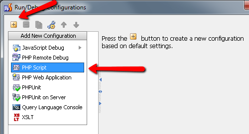 how to create popup menu in php