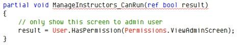 Error in User class with ReSharper 6.1