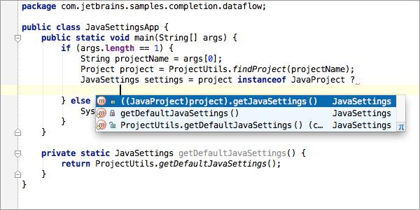 Top 20 Features of Code Completion in IntelliJ IDEA - DZone Java