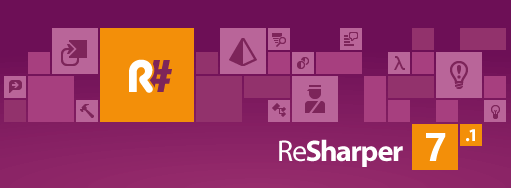 ReSharper 7.1 is released