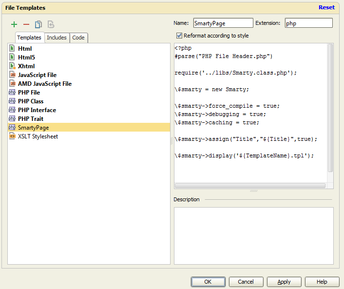 Rapid file creation with file templates phpstorm blog file templates are written in velocity template language vtl they may include maxwellsz