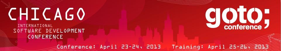 GOTO Chicago 2013
