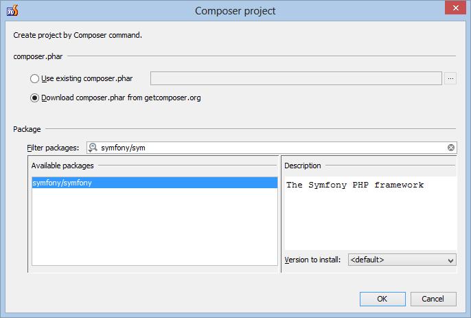 Composer support in PhpStorm | PhpStorm Blog