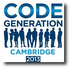 Code Generation Logo