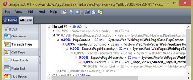 Analyze snapshot data