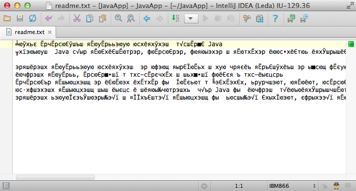 100% aito paras aito pistorasia Use the UTF-8, Luke! File Encodings in IntelliJ IDEA ...