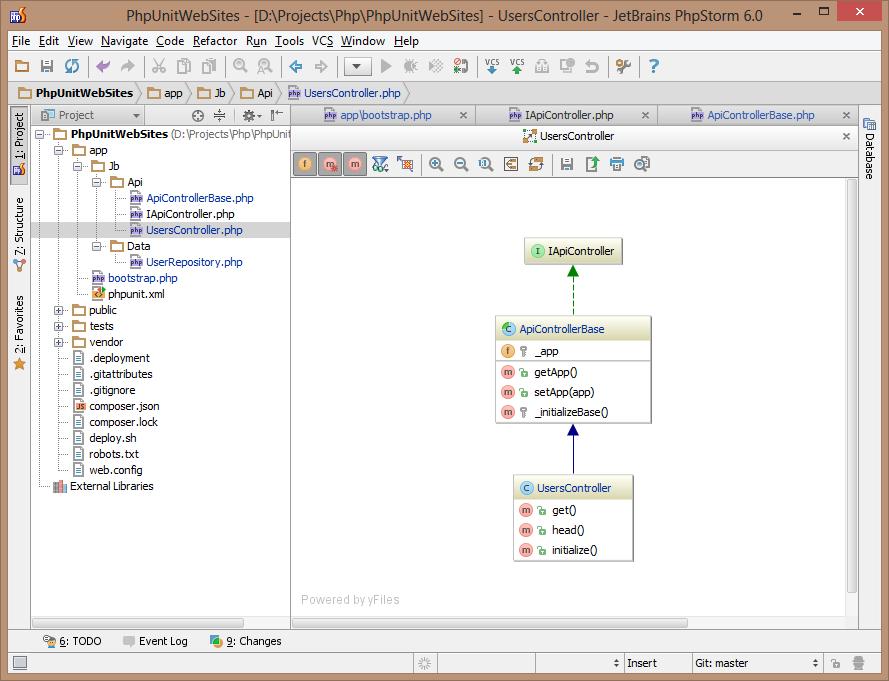 Working With Uml Class Diagrams In Phpstorm Jetbrains Blog