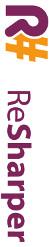 ReSharper Logo - Verticle