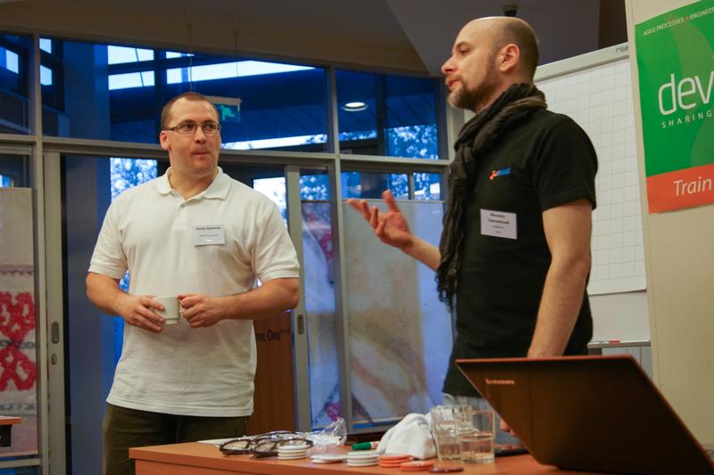 Philip Torchinsky and Anton Arhipov