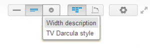 Switch to Darcula view