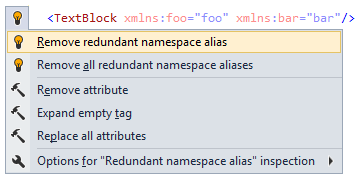 ReSharper 8 remove redundant namespace alias