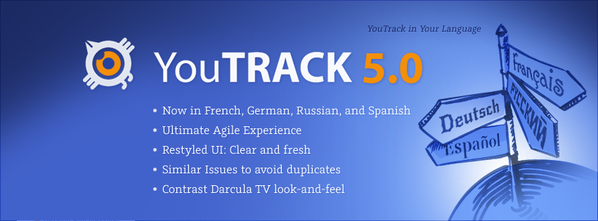 YouTrack 5.0