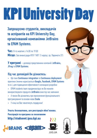 JetBrains University Day