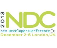 NDC London 2013 logo