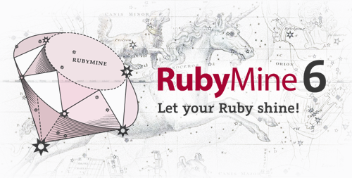 Let Your Ruby Shine with RubyMine 6