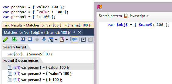 ReSharper 8.1 JavaScript SSR