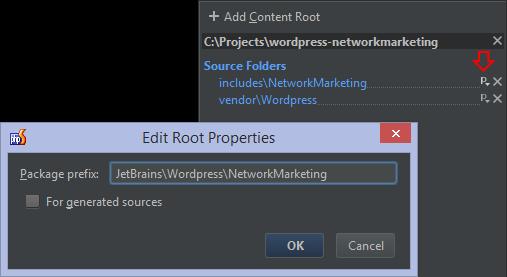 PSR-4 namespace prefix support