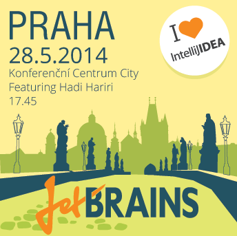 JetBrains Prague Meetup