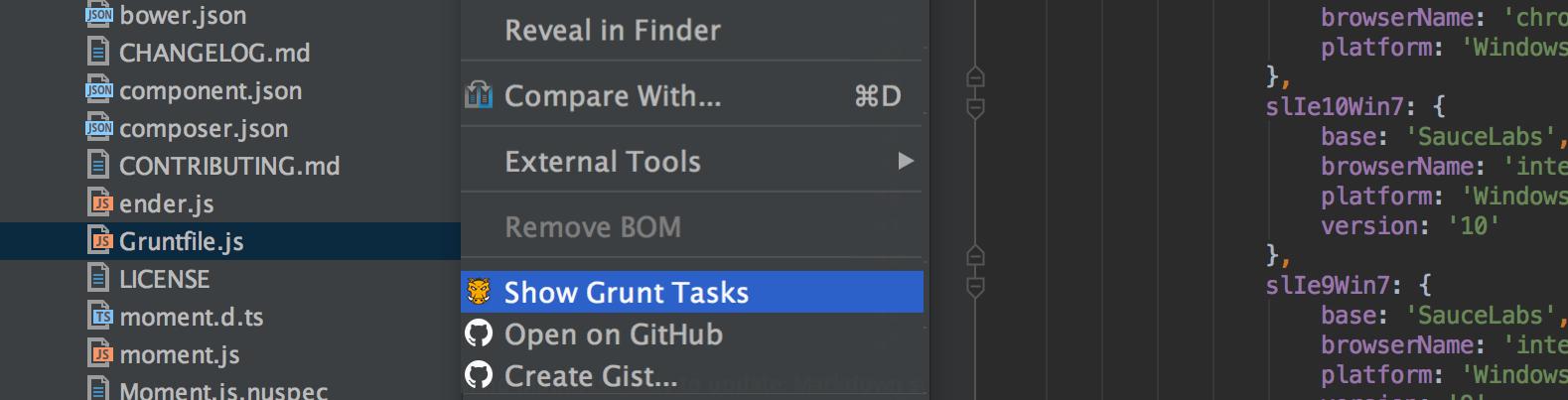 show-grunt-tasks