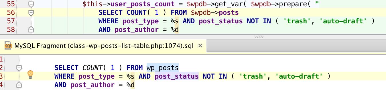 WP_SQL