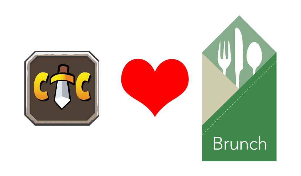 CodeCombat loves Brunch