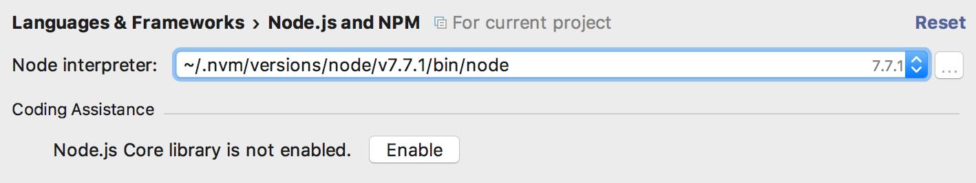 enable-node