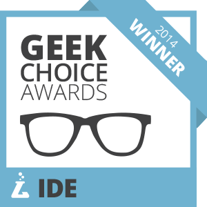 Geek Choice Awards by RebelLabs - 2014 Winners