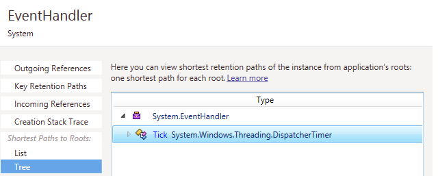 Shortest Paths to Roots
