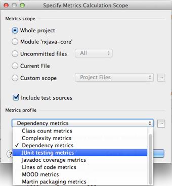 metrics reloaded