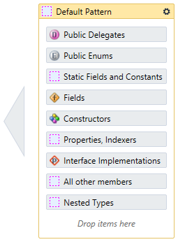 File Layout Editor in ReSharper 9