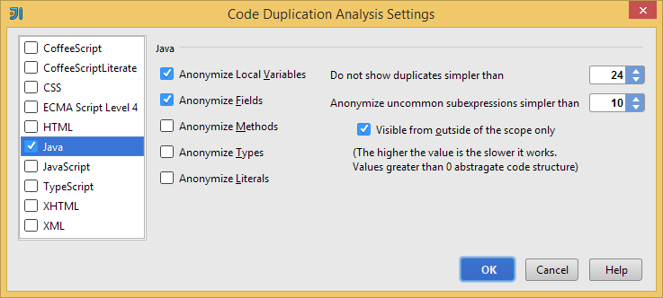 duplication_analysis_settings