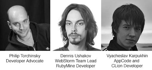 JetBrains Team at Apps World Europe