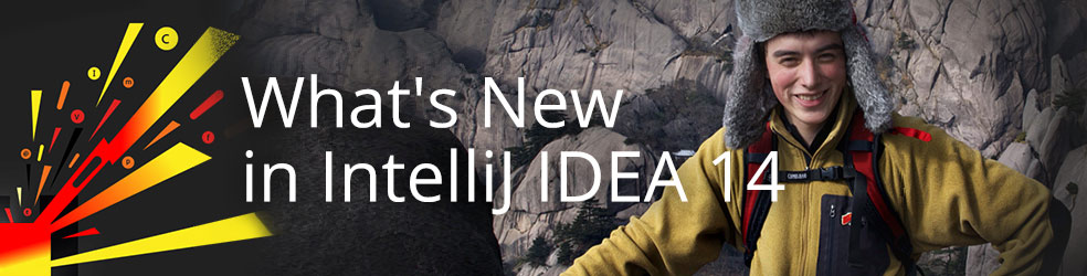 Register Now: What's New in IntelliJ IDEA 14