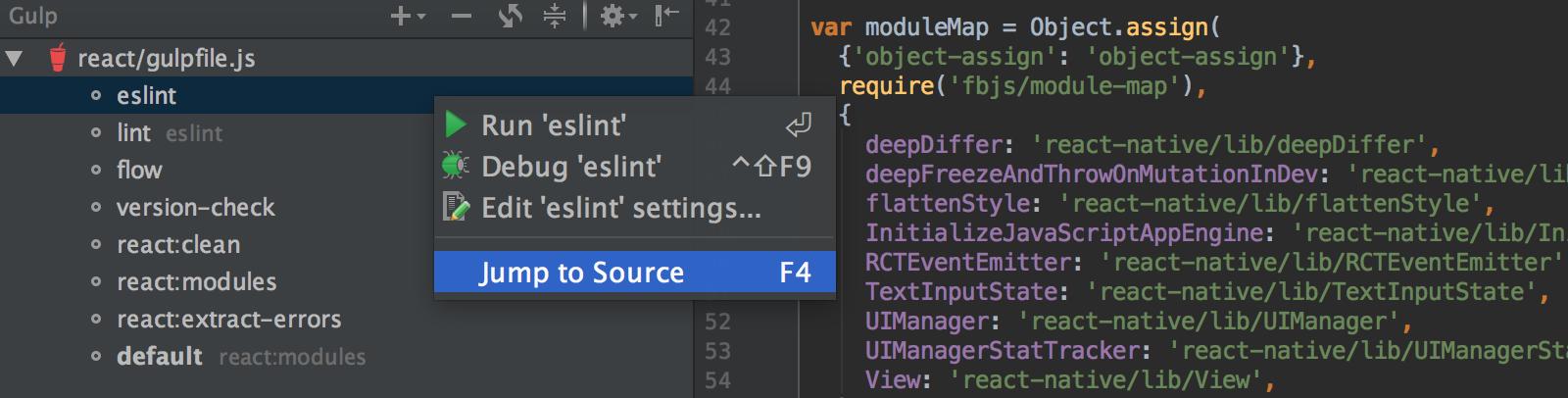 gulp-jump-to-source