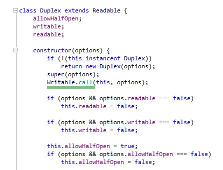 multiple inheritance in generated TypeScript code