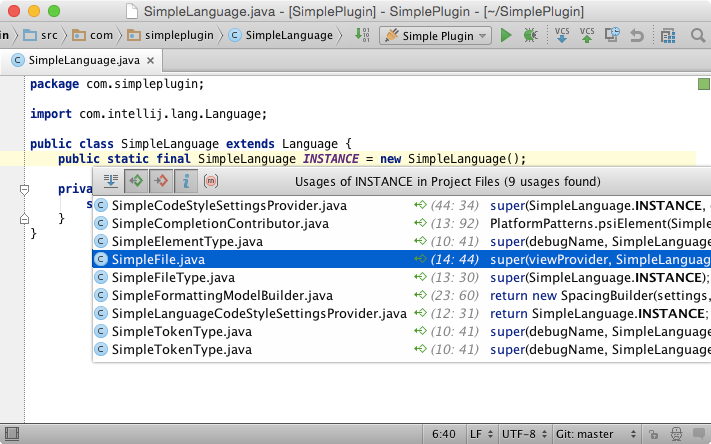 Top 20 Navigation Features in IntelliJ IDEA - DZone Java