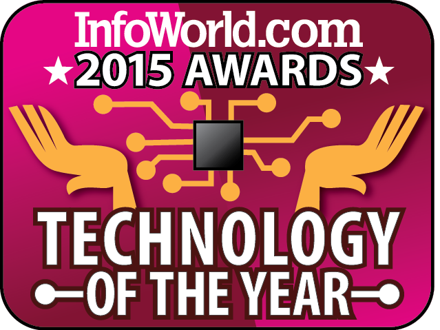 InfoWorld 2015 Technology of the Year Award