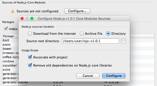 core-modules-config