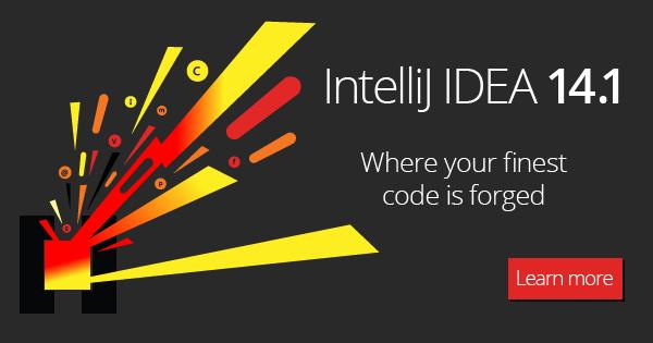 What's new in IntelliJ IDEA 14.1?