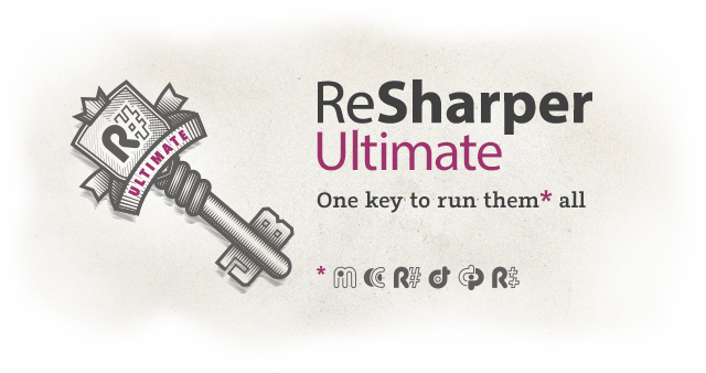 ReSharper Ultimate update