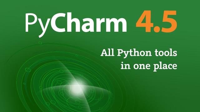 pycharm45