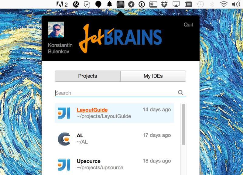 CEOs' Choice: JetBrains App Launcher