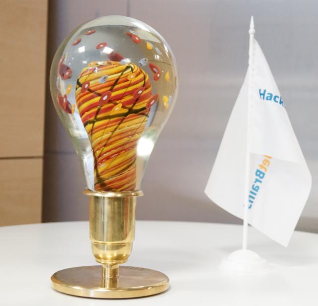 JetBrains Hackathon Trophy