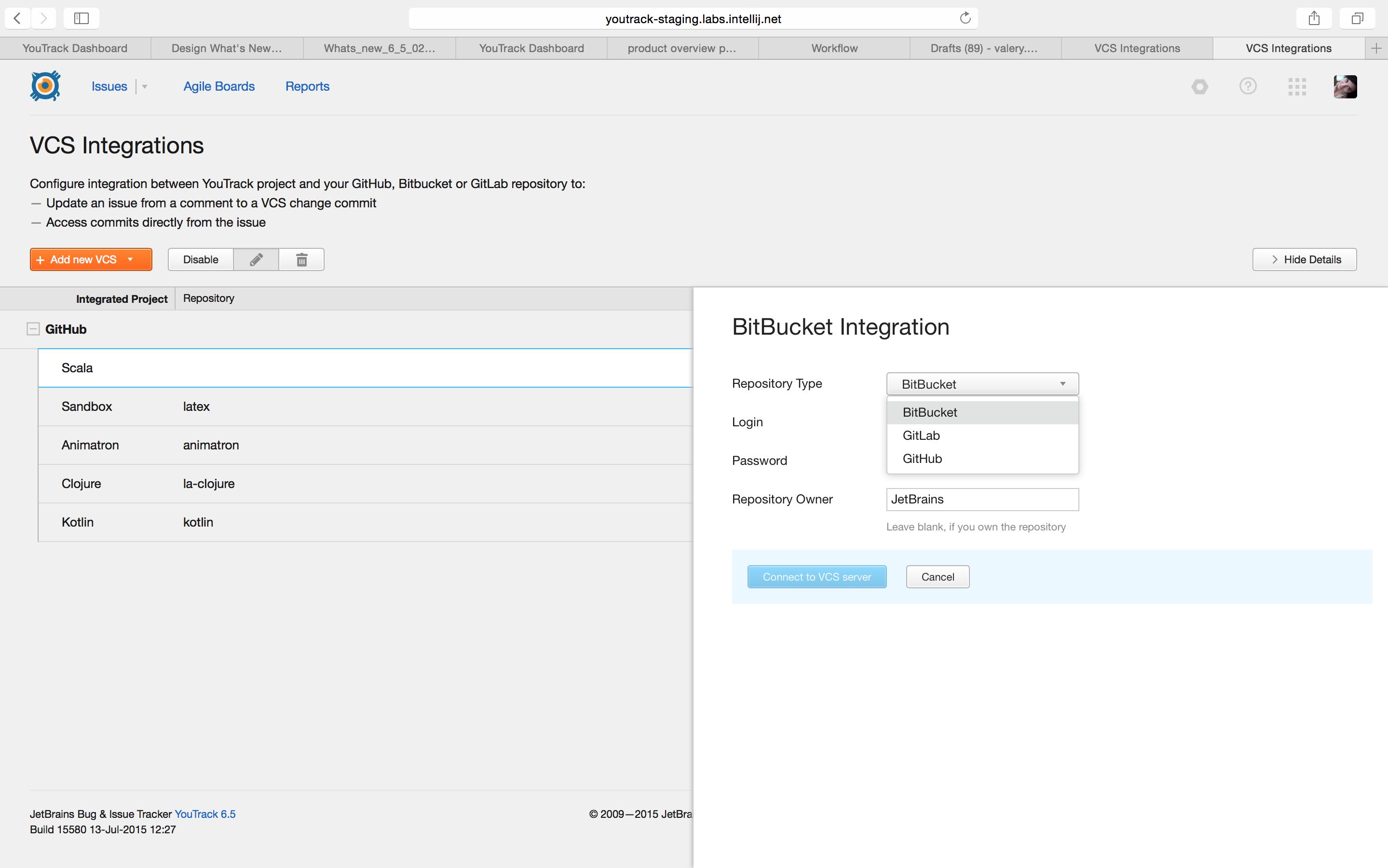 Administration_VCS+integration